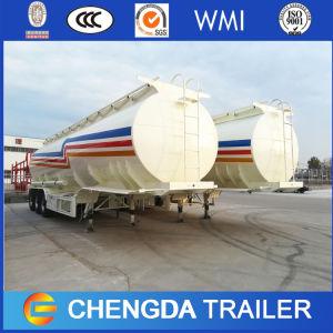3半車軸30kl 40kl炭素鋼の原油のディーゼル燃料タンクタンカーのトレーラー