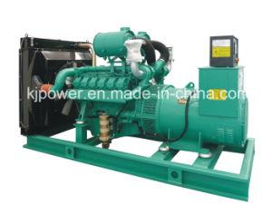 400kw generador eléctrico propulsado por motor Diesel de googol EE.UU.