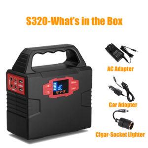 S320 Générateur solaire portable pour l'intérieur ou extérieur de l'alimentation de secours