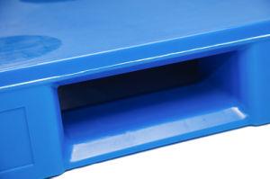 Preço barato para paletes de paletes de plástico durável 100% virgem de HDPE 1200 X 1000 X 150 mm