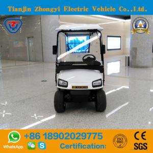 Zhongyi operado a bateria 6 Lugares carros de golfe eléctrico com alta qualidade