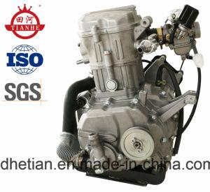 ISO9001 de goedgekeurde 48V 8kw Generator van de Benzine van de Vergroting van de Waaier van de Omschakelaar van de Output van gelijkstroom Water Gekoelde