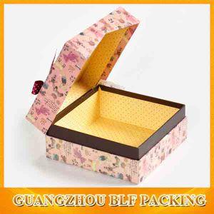 Подарочная упаковка бумаги с (BLF-GB050)