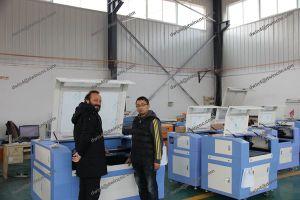 고속 150W 이산화탄소 Laser 절단기 조각 기계 가격