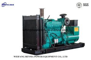 Weichai 300 Kw/375kVA Groupe électrogène Diesel équipé d'Alternateur Leroy Somer