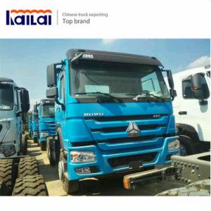 La Chine HOWO nouveau camion Hot Sale du tracteur pour la vente du chariot