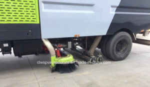 6 Колеса Швабра дорожного движения погрузчика 8м3 уборки погрузчика