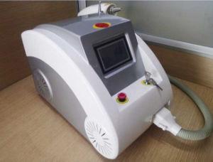 La extracción del pigmento multifunción piel rejuvenecimiento máquina láser de eliminación de tatuajes láser de China