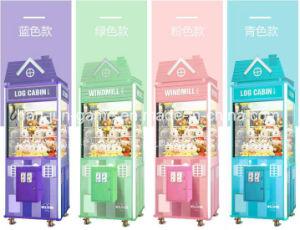 2018 가장 새로운 인형 기중기 선물 동전에 의하여 운영하는 아케이드 오락 장난감 클로 게임 기계