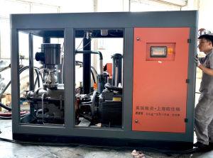 4 Compressor de In twee stadia van de Lucht van de Schroef van de staaf