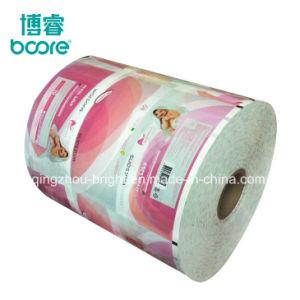 フィルムペットプラスチック包装ロールフィルムを包む抗菌性の使用のクリーニングの赤ん坊のぬれたワイプ