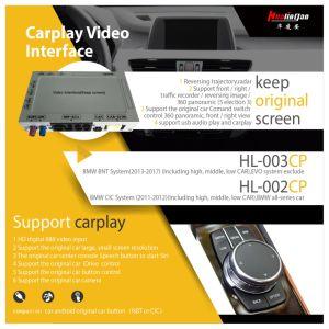 Collegamenti Android stereo Hualingan del telefono del riproduttore video DVD di GPS Navradio della doppia automobile di BACCANO di Alfa Romeo Brera del collegamento di WiFi