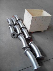 산업 전기 절연제 95% 반토 세라믹 관 (SDP-005)