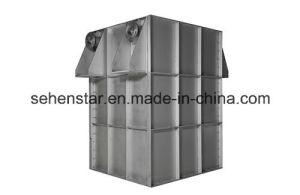 炭酸カルシウム、カルシウム硫酸塩の粉の流れの熱交換器