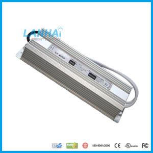 12V/24V 50W fuente de alimentación Impermeable IP67 para la TIRA DE LEDS para cámaras CCTV