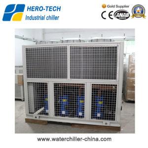 60HP/60rt 에너지 절약 공기에 의하여 냉각되는 산업 물 냉각장치에 0.5HP/0.5rt
