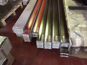 Perfil de cola quente e fria máquina de Cintagem/ máquina de acondicionamento com perfil de PVC para trabalhar madeira com revestimento de raspagem máquina de embalagem PUR Caixa de papel Woodgrain