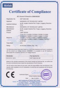 Prüfvorrichtung 2016 des Cer-neue Entwurfs-LED Spectroratiometer (LT-SM999)