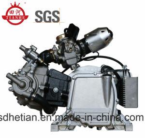 Сертификат ISO9001 Выход постоянного тока 48V 60V 72V экономии топлива с водяным охлаждением бензиновый генератор динамо