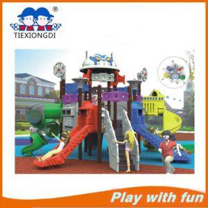 Los Ninos Diapositivas Parque Comercial Establece Juegos Al Aire