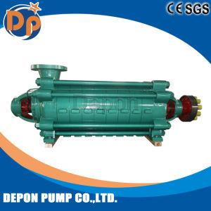 Skid montado impulsado por motor diesel de la bomba multietapa