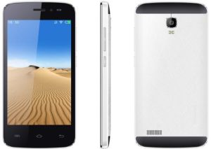 4.0  qual-Core 1.3GHz 3G Smart Phone Black and White Color