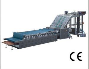 Hs-1650e vollautomatische lamellierende Maschine