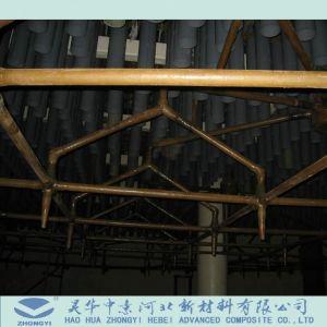 Prfv GRP Depurador torre de absorção de gases de cloro