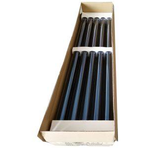 acero inoxidable de alta presionaron con depósito de agua solar calentador de agua solar