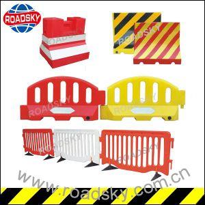 Temporales desmontables de acero de Control de multitudes / la barrera de seguridad en carretera de hierro