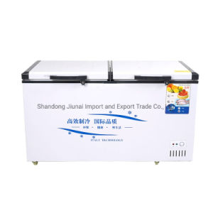 Gran Barata Opem congelador horizontal superior de la puerta de refrigerador congelador horizontal