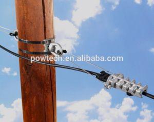 Morsetto di Anchring della lega di alluminio per la vendita calda del cavo di ADSS