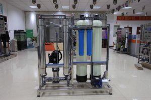 ROフィルター飲む試錐孔塩辛い水浄化の処置装置(500LPH)