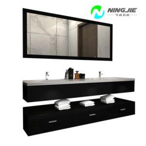 Armário de madeira mobiliário quarto (M-10028)