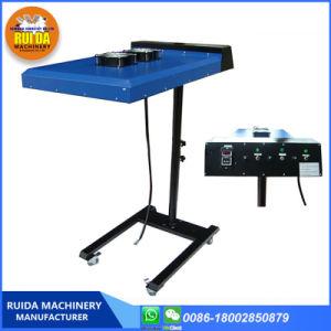 Some Materials를 가진 Micro Registration를 가진 DIY Aluminum Economic 6 Color 6 Station Screen Printing Machine