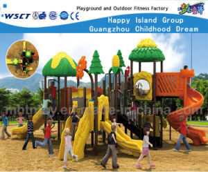 Recurso de milho Crianças Piscina Parque de Diversões Deslize Parque Infantil (IC-11702)