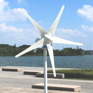 turbina di vento orizzontale 400W con MPPT