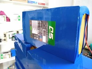 24V150AH утюг литиевой батареей