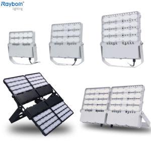 El estadio de profesionales de la luz exterior alta potencia 600W FOCO LED IP66.