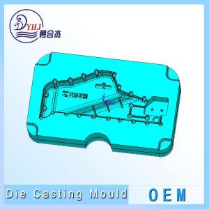 moldeado a presión automática de moldes para piezas de repuesto Industrial