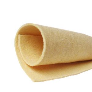 Игольчатый перфорированного промышленных пылевой фильтр Polyimide/P84 ткань носителя воздушного фильтра