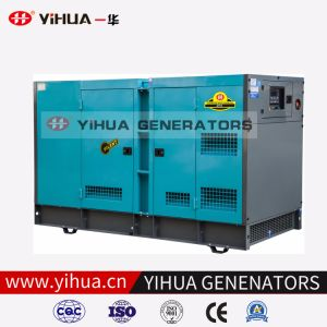 Yihua 350kw Cummins 디젤 엔진 발전기 세트