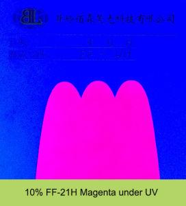 FF-21h résistance Mirgation Daylight organiques Pigment en caoutchouc de pigment fluorescent -Magenta