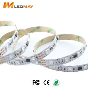 5050 12V 48LEDs/m 5m Adresseerbare RGB LEIDENE WS2811 pixelstrook
