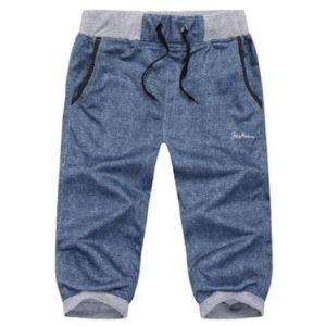 人のための普及した、柔らかい偶然のズボン