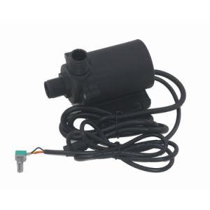 De Waterdichte ultra-Stille Elektromagnetische Amfibische Pompen van gelijkstroom 24V voor de Stroom 1500L/H van het Zwembad