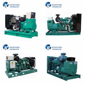 60Hz 200kw Water-Cooling silencieux de 250kVA insonorisées Powered by FAW Moteur Groupe électrogène diesel de groupe électrogène diesel