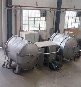 カスタマイズされたサイズの真空の抵抗炉