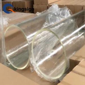China alimentación de la fábrica de Fundición de plexiglás tubo acrílico para acuarios