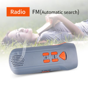 جيب طارئ [هندكرنك] راديو مع [فلشليغت&بوور] بنك